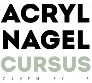 Acrylnagel cursus Logo