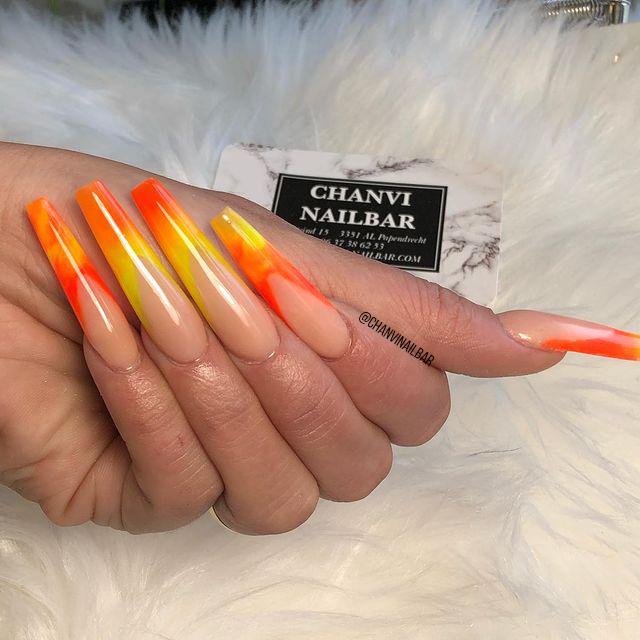 GekleurdeNagels1